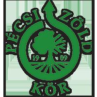 Pécsi Zöld Kör Logo