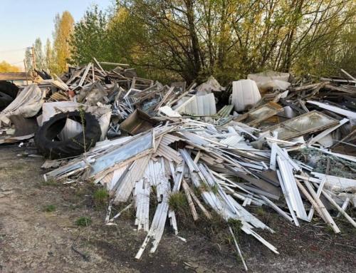 Kirándulók bukkantak szennyezésre a Mecsekben (Bama.hu)